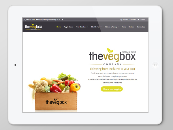 The Veg Box Company