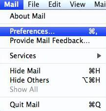 Apple Mail troubleshooting